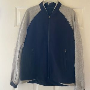 Lululemon baseball jacket size 8